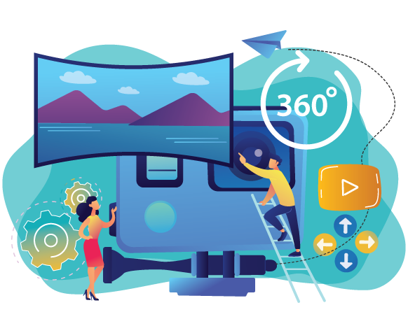 Virtual 360 agency in bangalore